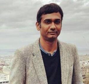 arjun Rajendra-1